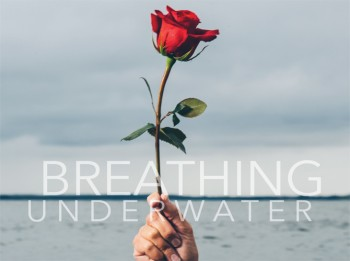 BREATHING UNDERWATER COVER