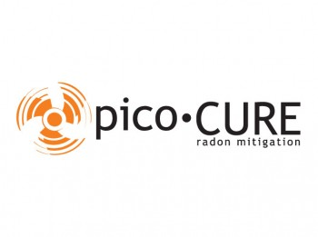 pico•CURE Radon Mitigation Logo